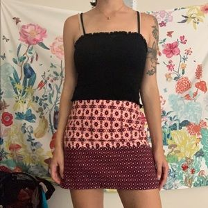 NWT Top Shop Skirt